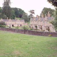 Bearpackers Almshouses, Wotton Under Edge, Gloucestershire