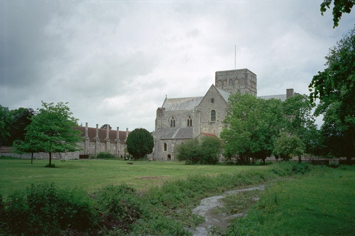 Hospital of St Cross, Winchester, Hampshire