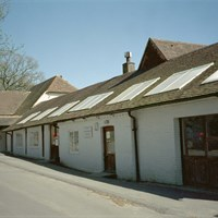 Barnsley Cottage and attached Workshops, Froxfield, Hampshire