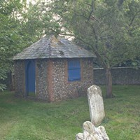 Gravewatcher's Hut, Warblington, Hampshire