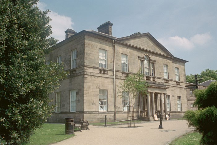 Clifton House, Rotherham, South Yorkshire