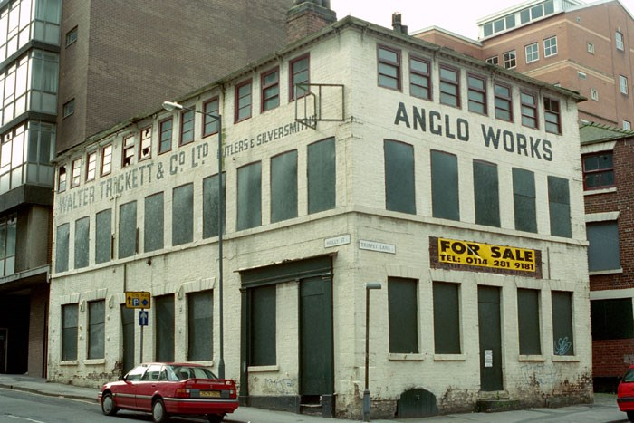 Anglo Works, Sheffield, South Yorkshire