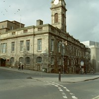 Court House, Waitage, South Yorkshire