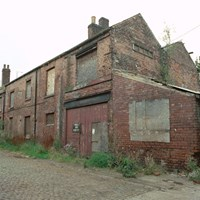 Workshop Ranges, Well Meadow Street, Sheffield, South Yorkshire