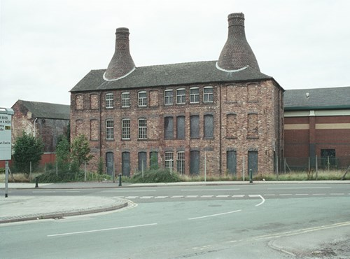 Commerce Works, Stoke on Trent