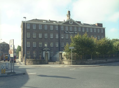 Regency Mill, Macclesfield, Cheshire