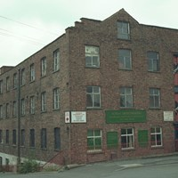 Alma Mill, Macclesfield, Cheshire