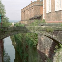 Bridge of Sighs, Chester, Cheshire