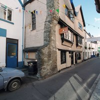 27 and 29 Fore Street, Fowey, Cornwall