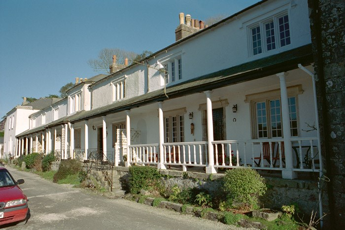 The Terrace, St Austell, Cornwall