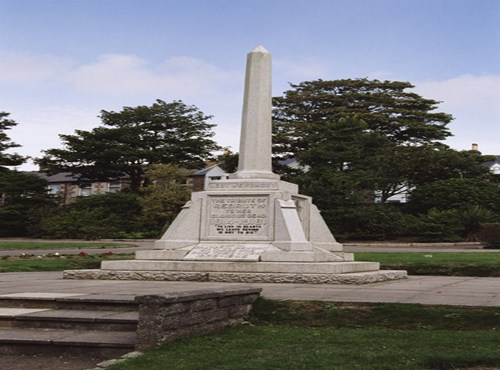 War Memorial, Redruth, Cornwall