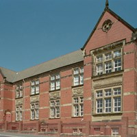 Alfred Barrow School, Duke Street, Barrow in Furness