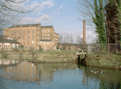 Darley Abbey Mills, Old Lane, Derby