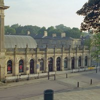 Buxton Thermal Baths, The Crescent, Buxton, Derbyshire