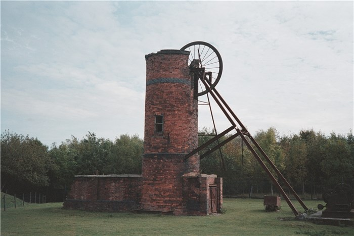 Brittain Colliery, Butterley Park Road, Ripley, Derbyshire