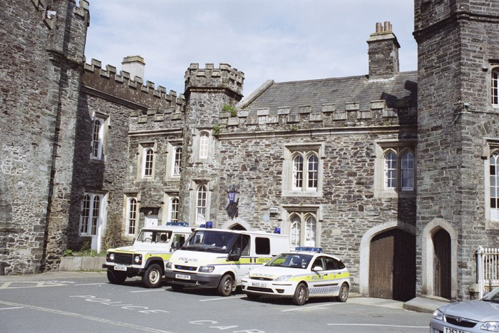 Police Station and Sergeant's House, Bedford Square, Tavistock, Devon