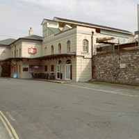 Dawlish Railway Station, Station Road, Dawlish, Devon