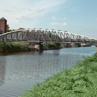 Old Quay Bridge, Runcorn, Halton