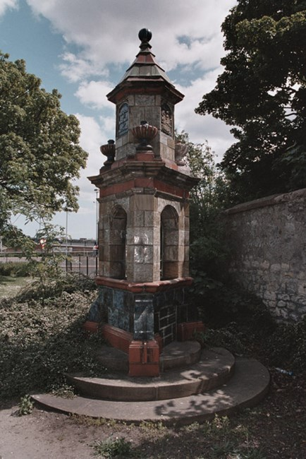 Drinking Fountain, Clarence Road, Hartlepool