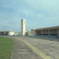 Bus Station and Beach Shelter, The Front, Hartlepool