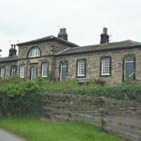 Almshouses, Leathley, North Yorkshire