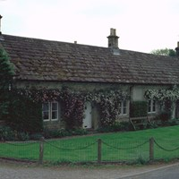 Almshouses (Smith's Hospital), Easby, North Yorkshire