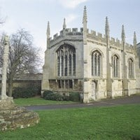 Chantry Chapel of All Souls, Higham Ferrers, Northamptonshire