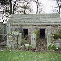 Pigsty and Henhouse, Rothley, Northumberland