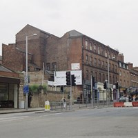Lace Factory, Mansfield Road, Nottingham