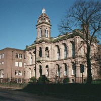 Former College of Art & Design, Waverley Street, Nottingham