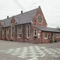 County Primary School, East Markham, Nottinghamshire