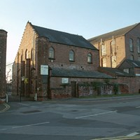 Lace and shawl factory, Beeston, Nottinghamshire