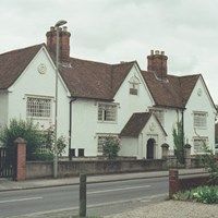 Angier's Almshouses, Wallingford, Oxfordshire
