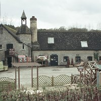 Combe Mill, Combe, Oxfordshire