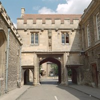 Abbey Gate, Abingdon, Oxfordshire