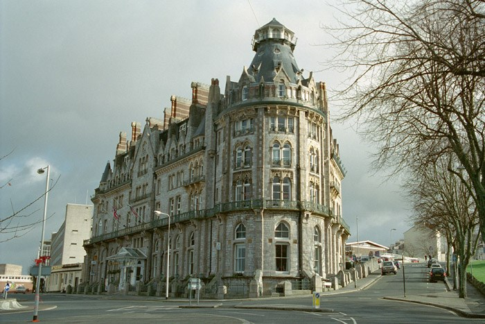 Duke of Cornwall Hotel, Millbay Road, Plymouth