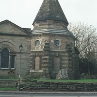 Turner Mausoleum, Church of St Cuthbert, Kirkleatham, Redcar and Cleveland