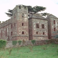 Acton Burnell Castle, Acton Burnell, Shropshire
