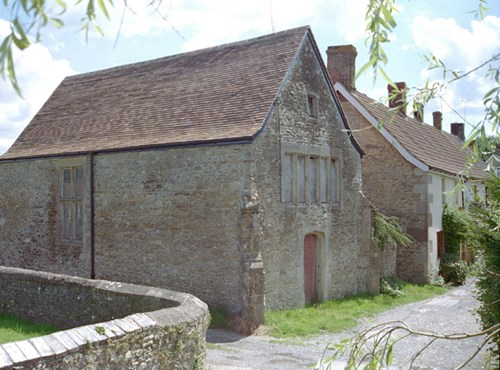 Former Village Reading Room, Witham Friary, Somerset
