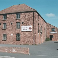 Crown Mills, Bridgwater, Somerset