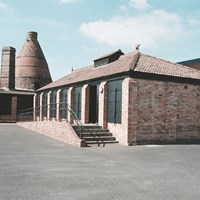 East Quay Brick Kiln, Bridgwater, Somerset