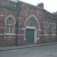 Drill Hall, St Andrewgate, York