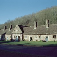Almshouse and Reading Room, Milton Abbas, Dorset