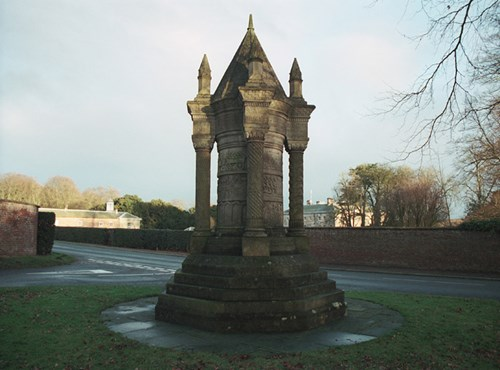 Waggoners' Memorial, Sledmere, East Riding of Yorkshire