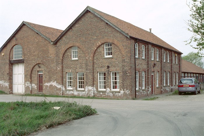 Brick and Tile Works, Patrington, East Riding of Yorkshire