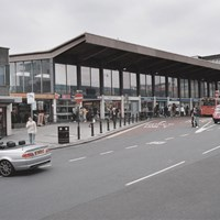 Barking Station Booking Hall, Barking, Greater London