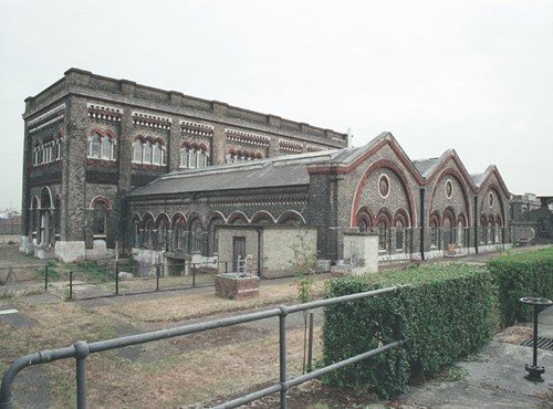 Crossness Pumping Station, Belvedere Road, Bexley, Greater London