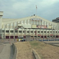 Wembley Arena (Empire Pool), Empire Way, Wembley, Greater London