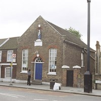 The School, Church Street, Enfield, Greater London
