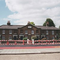 Wright's Almshouses, Hertford Road, Enfield, Greater London